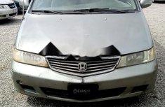 Clean Nigerian used 1999 Honda Odyssey