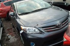 Foreign Used Toyota Corolla 2011 Model Grey