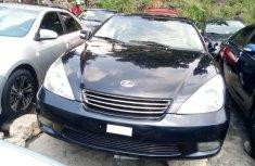 Super Clean Tokunbo Lexus ES 2003