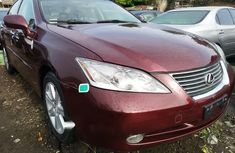 Tokunbo Lexus ES2008 Model Red