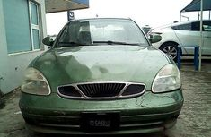Nigeria Used Daewoo Nubira 2002 Model Green
