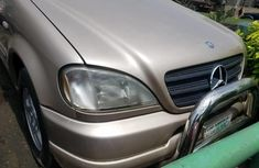 Nigerian Used 2004 Mercedes-Benz M-Class for sale