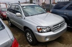 Clean Foreign used 2005 Toyota Highlander