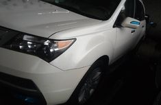 Tokunbo Acura MDX 2010 Model White
