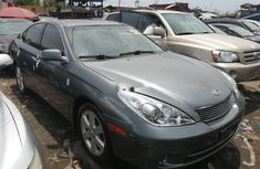 Foreign Used Lexus ES 2006 Model Grey