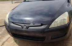 Foreign Used Honda Accord 2003 Model Black