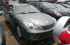 Tokunbo Lexus ES 2006 Model Green