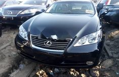 Tokunbo Lexus ES 2009 Model Black