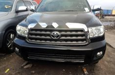 Foreign Used Toyota Sequoia 2009 Petrol