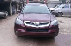 Tokunbo Acura RDX 2009 Model Red