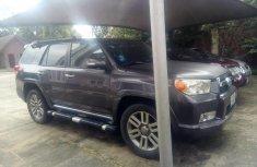 Nigeria Used Toyota 4-Runner 2015 Model Grey