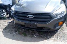 Tokunbo Ford Escape 443 2017 Model Grey