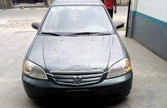 Nigeria Used Honda Civic 2003 Model Green