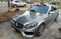 Nigeria Used Mercedes-Benz C300 2015 Model Grey
