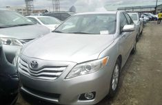 Tokunbo Toyota Camry 2010 Model Silver