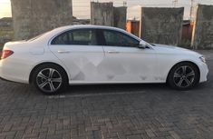 Tokunbo Mercedes-Benz E300 2017 Model White