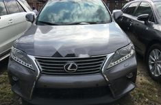 Clean Foreign used Lexus RX 2015
