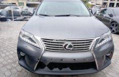 Very Clean Nigerian used Lexus RX 2013