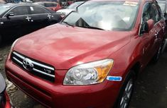 Extremely Neat Foreign used 2008 Toyota RAV4