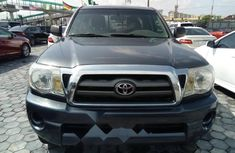Tokunbo Toyota Tacoma 2008 Model Grey