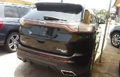 Foreign Used Ford Edge 2015 Model Brown