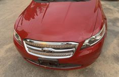 Foreign Used Ford Taurus 2010 Automatic