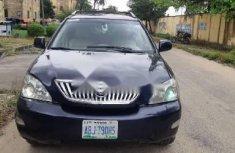 Nigeria Used Lexus RX 2006 Model Blue