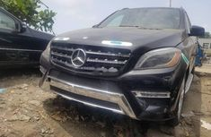 Foreign Used Mercedes-Benz ML 2013