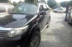 Nigerian Used 2015 Toyota Fortuner for sale in Lagos