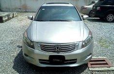 Clean Nigerian used 2008 Honda Accord