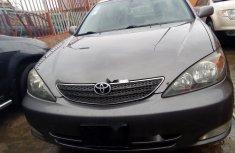 Nigeria Used Toyota Camry 2002 Model Grey