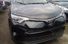 Foreign Used Toyota RAV4 2016 Automatic Black
