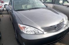 Foreign Used Toyota Camry 2004 Model Grey
