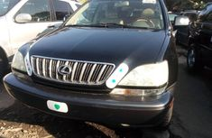 Foreign Used Lexus RX 2002 for sale