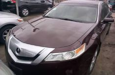 Foreign Used Acura TL 2010 Model Red