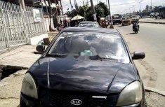 Nigeria Used  Kia Rio 2011 Model Black