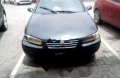 Nigeria Used Toyota Camry 1997 Model Green
