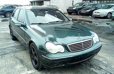 Nigerian Used Mercedes-Benz C180 2001 for sale