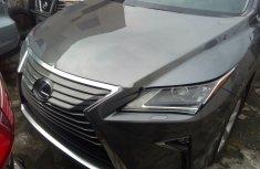 Tokunbo Lexus RX 2016 Model Grey