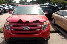 Foreign Used 2012 Ford Explorer for sale in Lagos