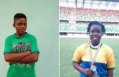 Two young Nigerian female footballers die in a car accident
