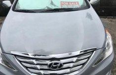 Foreign Used Hyundai Sonata 2012 Automatic Black