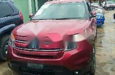Well Maintained Nigerian used Ford Explorer 2013