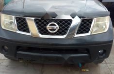 Tokunbo Nissan Pathfinder 2005 Model Black