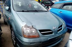Super Clean Tokunbo 2005 Nissan Almera Tino