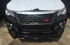 Foreign Used Toyota Fortuner 2019 Model Black
