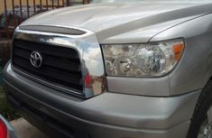Tokunbo Toyota Tundra 2008 Model Grey