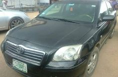 Nigerian Used 2006 Toyota Avensis for sale