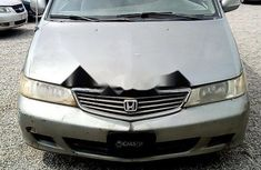 Neat Nigerian used 1999 Honda Odyssey