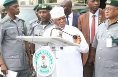 Customs: 90% of cars in the country were smuggled in!